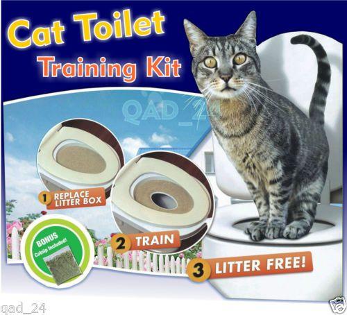 Cat Toilet Training Seat